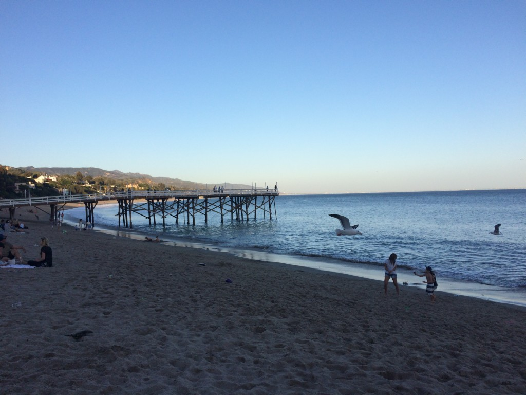 malibu california travel post
