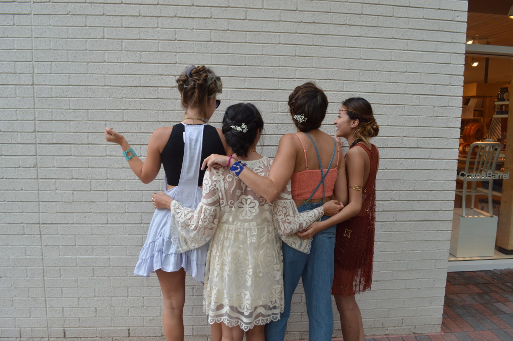 Free people richmond anniversary event sartorial meanderings for 1213 salon richmond va