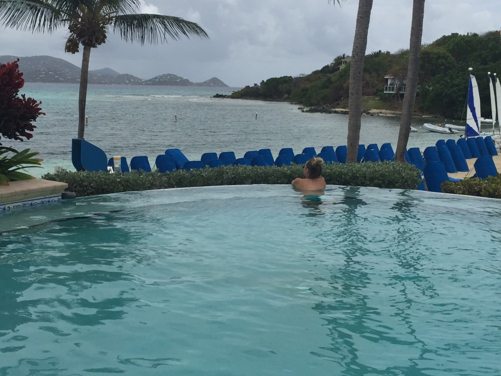 st. thomas ritz carlton travel blog
