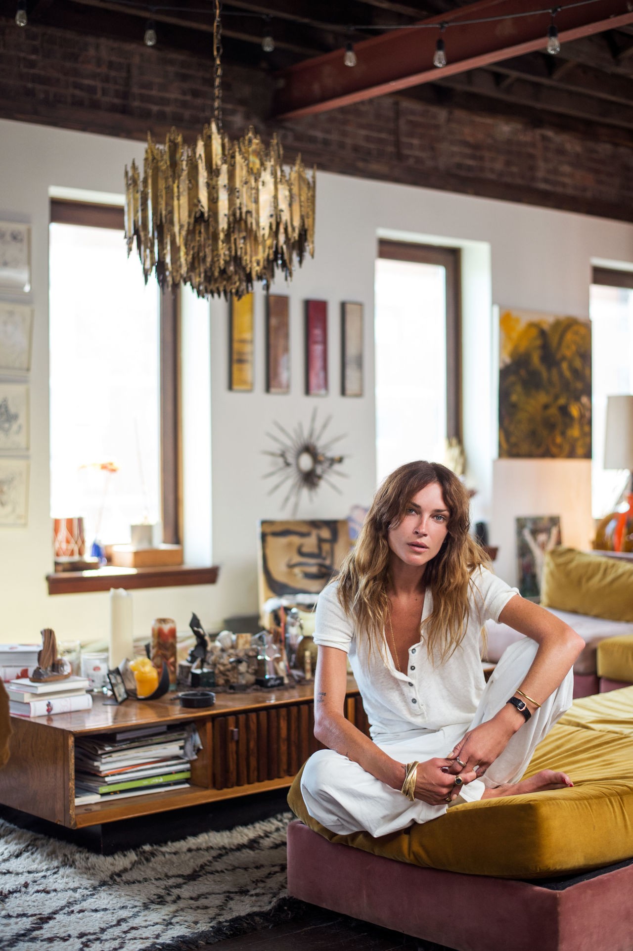 Style Crush Erin Wasson The Crystal Press Fashion Blog