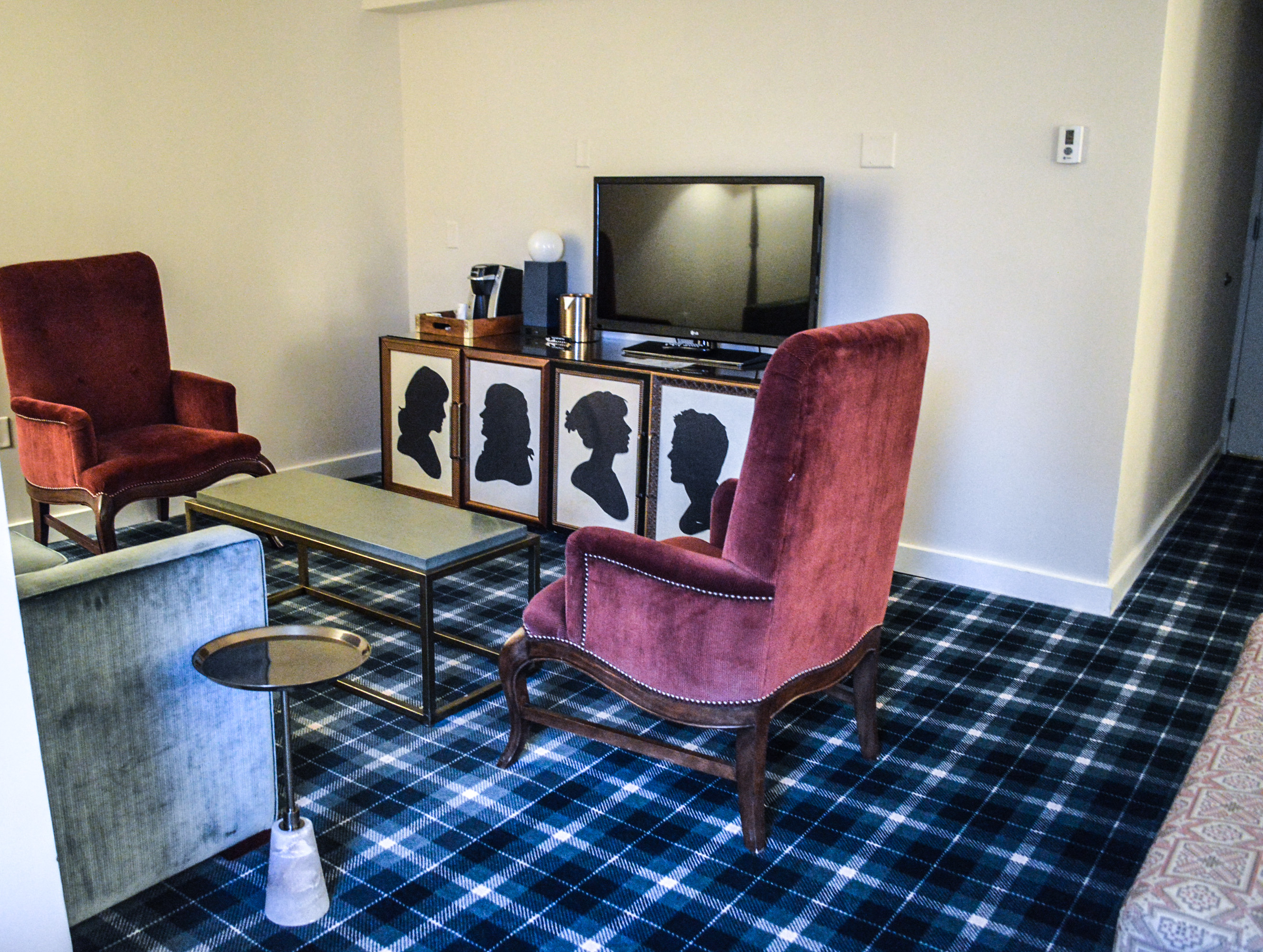 where to stay in charlottesville graduate hotel the. Black Bedroom Furniture Sets. Home Design Ideas